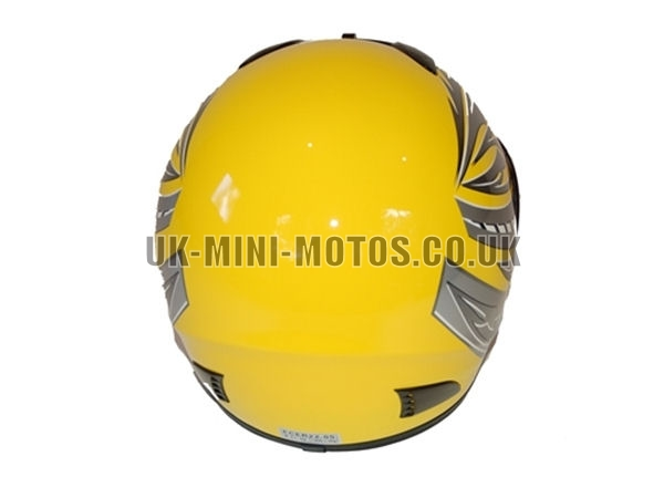 Helmets Yellow - Adult and Kids Helmets Yellow - Motorcycle Helmets Yellow - Crash Helmets Yellow - Motorbike Helmets Yellow