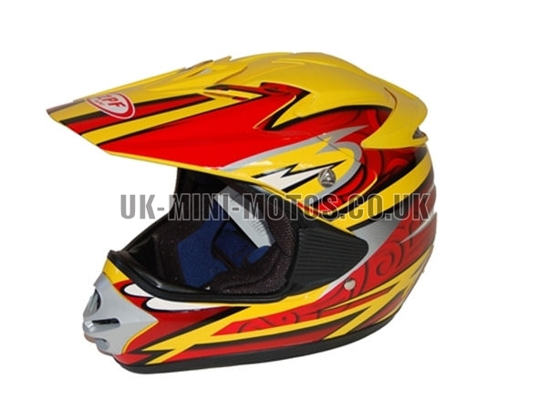 Helmets Yellow Motorcross - Adult and Kids Helmets Yellow Motorcross - Motorcycle Helmets Yellow Motorcross - Crash Helmets Yellow Motorcross - Motorbike Helmets Yellow Motorcross
