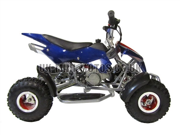 Mini Quad Bikes - Mini Quad Bike Blue - Mini Moto Quad