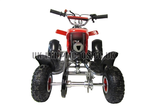 Mini Quad Bikes - Mini Quad Bike Red - Mini Moto Quad