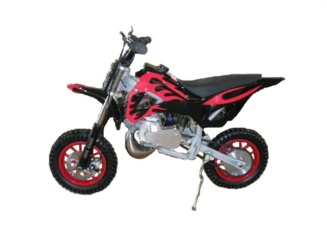 Mini Dirt Bike - Mini Dirt Bike Black - Mini Dirt Bike