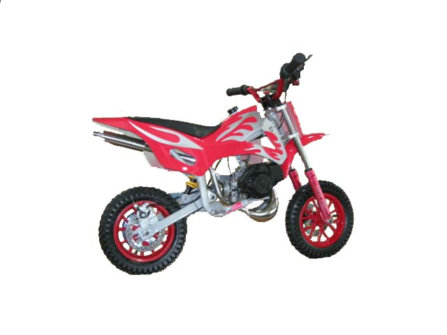 Mini Dirt Bike - Mini Dirt Bike Red - Mini Dirt Bike