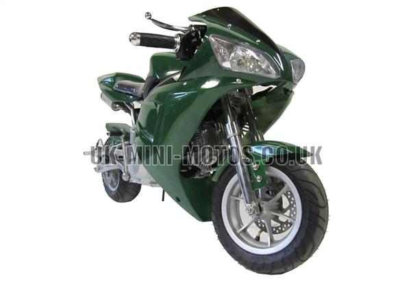 Midi Dirt Bike - Midi Dirt Bike Green - Midi Dirt Bike