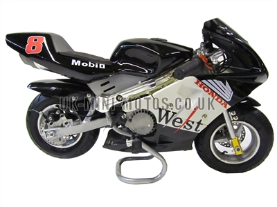 Mini Motos - Minimoto - Pocket Bikes - West MK2 Mini Moto