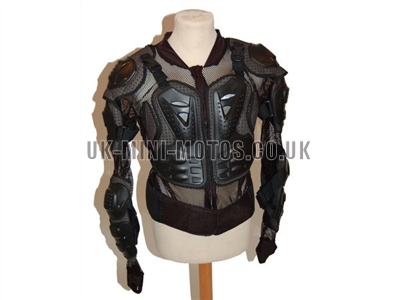 Teen Motorcross Body Armour - Motorcycle Body Armour - Teen Body Armour - Motorbike Body Armour - Body Armour