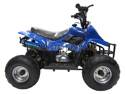 Quad Bikes - 110cc blue - Quads - Quad Bikes