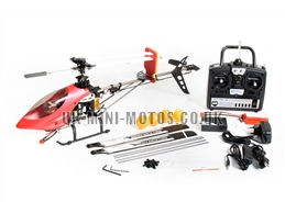 RC Electric Helicopter - Radio Controlled Helicopter - Falcon 3D Electric RC Helicopter