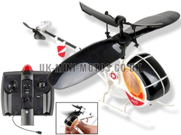 Micro RC Electric Helicopter - Radio Controlled Micro Helicopter - Fairy Micro Electric RC Helicopter