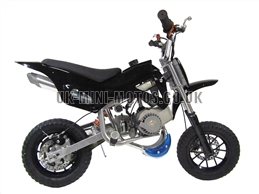 Mini Dirt Bike - DB02 Black Mini dirtbike - Mini Dirt Bikes  - Pocket Bikes - Minimotos - Mini Moto