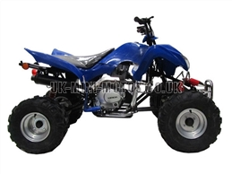 Quad Bikes - 200cc Quad Bike Blue - Off Road Quads
