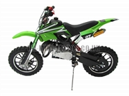 Mini Dirt Bike - Mini Dirt Bike DB02C Green - Mini dirt bike