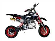 Mini Dirt Bike - Mini Dirt Bike DB02C Black - Mini dirt bike