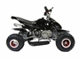 Mini Quad Bikes - Mini Quad Bike Black - Electric Start Mini Moto Quad